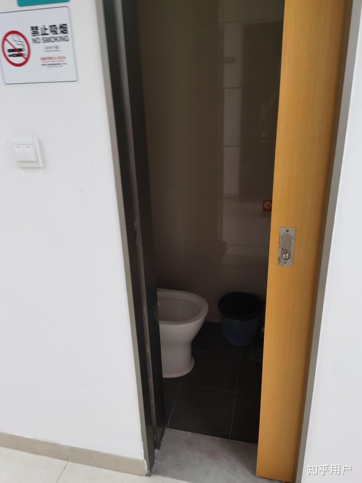改造出的小厕所