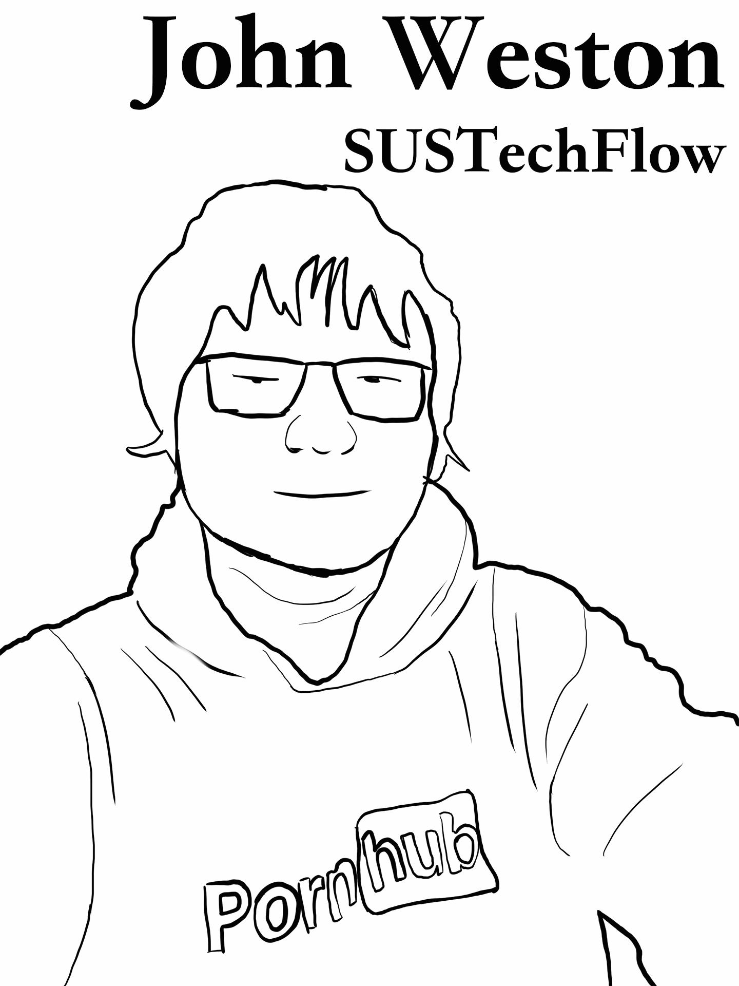 SUSTechFlow创始人JohnWeston