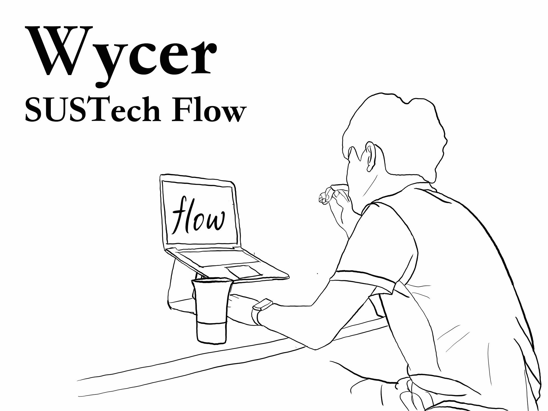 SUSTechFlow创始人Wycer